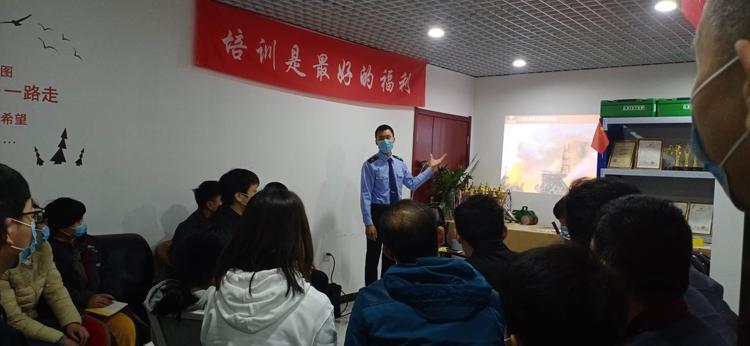 郑州六渡机电消防培训