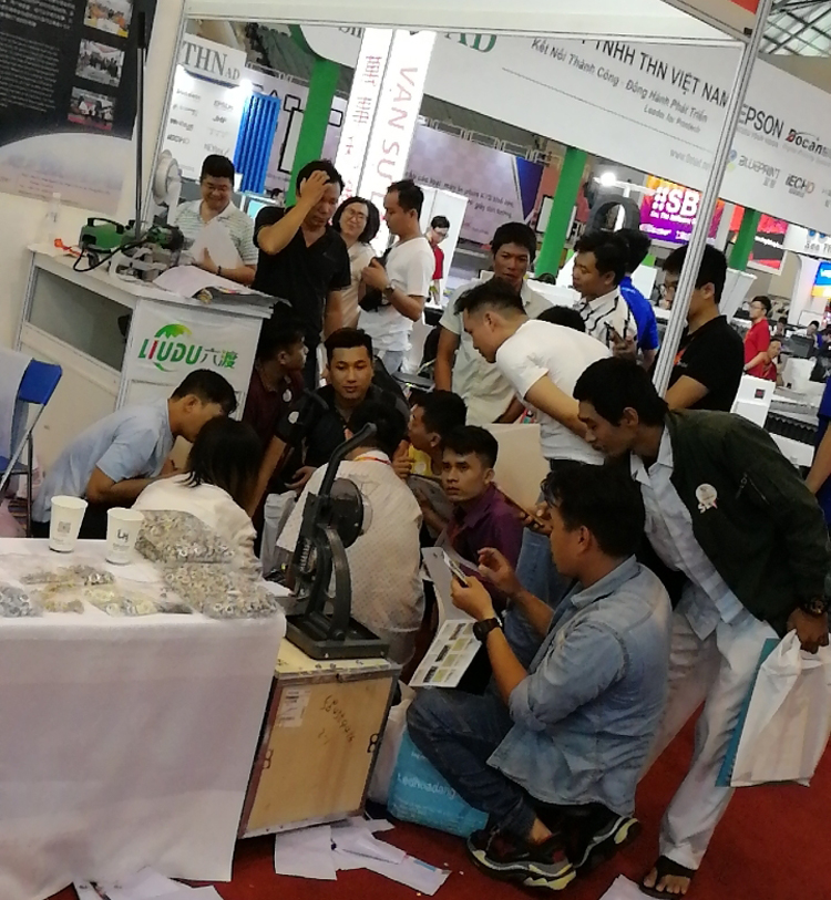 郑州越南展会