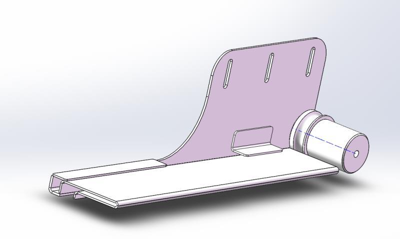 折边器工程图